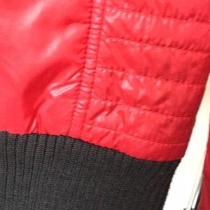 Xhilaration Jackets & Coats - Red and Black Xhilaration Jacket